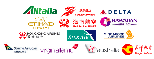 Virgin Australia partner airlines